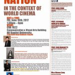 Child and Nation in the context of world cinema poster